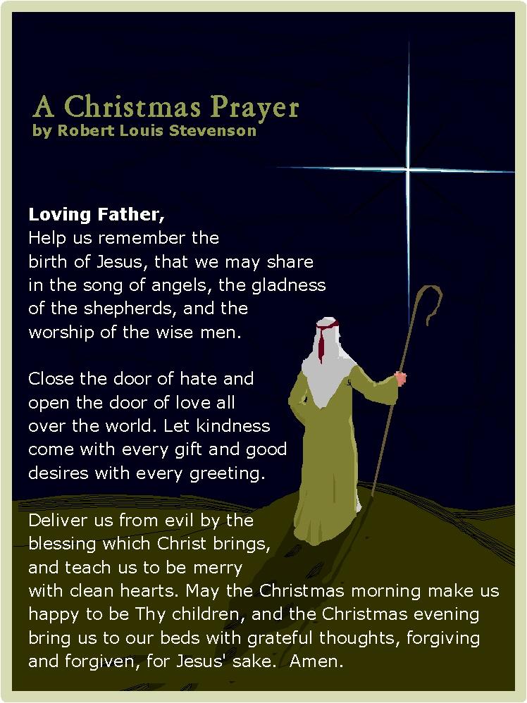 St. Andrew R.C. Church   Christmas Prayer