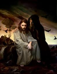 jesus and satan
