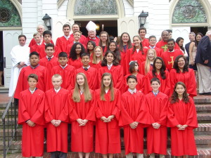Confirmation May 21, 2016, St. Andrew Church, Sag Harbor